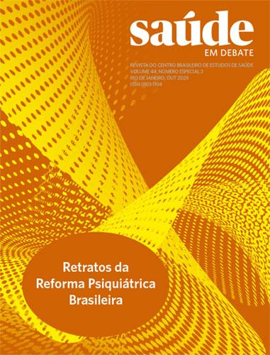 Saúde em Debate v. 44, n. especial 3, OUT. 2020